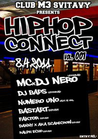 Hip Hop Connect vol. 001