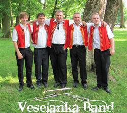 Profilový obrázek Veselanka Band
