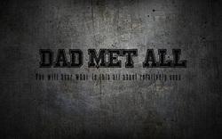 Profilový obrázek Dad Met All
