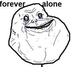 Profilový obrázek Forever Alone