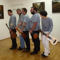 Profilový obrázek Ukulele Swing Band