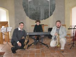 Profilový obrázek Jazz band Erwina Schrödingera