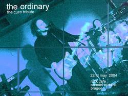 Profilový obrázek The Ordinary - The Cure Tribute