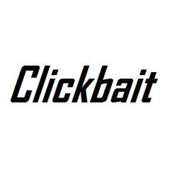 Profilový obrázek Clickbait