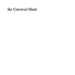 Profilový obrázek Universal Mind