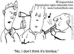 Profilový obrázek Tinnitus