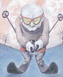 Profilový obrázek Nasaďte Ski