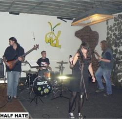 Profilový obrázek Half Hate