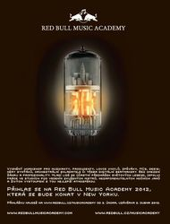 Profilový obrázek Red Bull Music Academy 2012