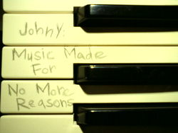 Profilový obrázek Johnny: Music Made For No More Reasons