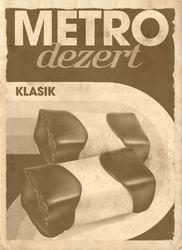 Profilový obrázek Metrodezert
