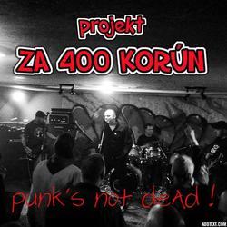 Profilový obrázek Projekt ZA 400 KORÚN