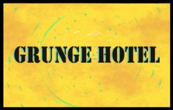 Profilový obrázek Grunge Hotel