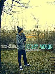 Profilový obrázek Radley Mogan.
