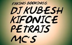 Profilový obrázek DJ Kubesh / Kifonice / Petrajs MC´s