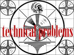 Profilový obrázek Technical problems