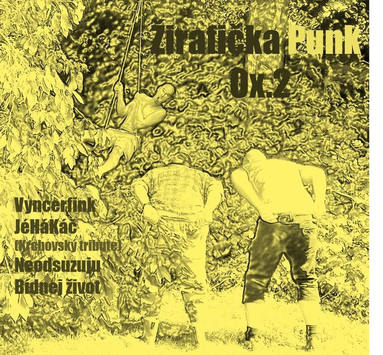 Maxsingl Žirafička Punk Ox.2