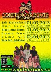 Profilový obrázek Confessions Roots Reggae Band