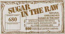 Profilový obrázek Sugar In The Raw