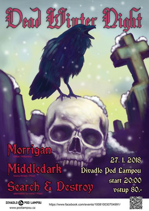 Plakát k Dead Winter Night