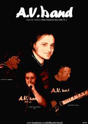 Profilový obrázek A.V. Band