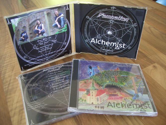 Alchemist - Damnation (2014)