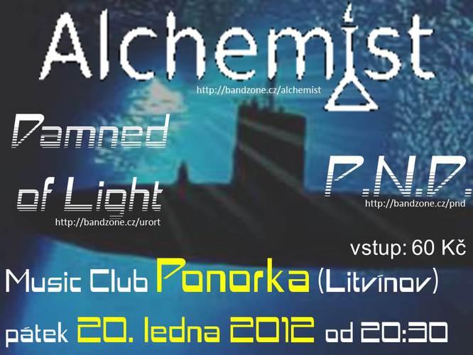 Ponorka - Litvínov - 20.1.2012