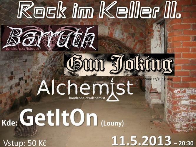 Rock im Keller