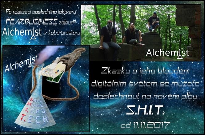 New album S.H.I.T. - 11.11.2017