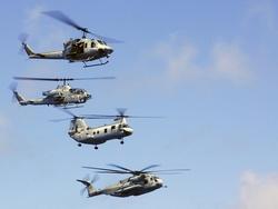 Profilový obrázek Tapeta s helikoptérami