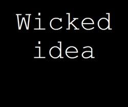 Profilový obrázek Wicked Idea
