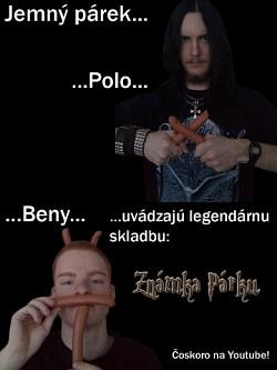 Profilový obrázek Beny a Polo