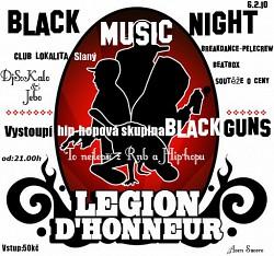 Profilový obrázek Black Guns