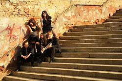 Profilový obrázek Black Velvet - jazz