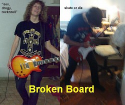 Profilový obrázek Broken Board