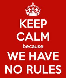 Profilový obrázek No Rules