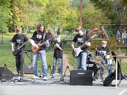 Profilový obrázek Čárový kód - rock