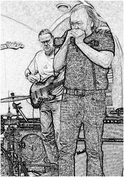 Profilový obrázek Chuck 'n' Gag Bluesband