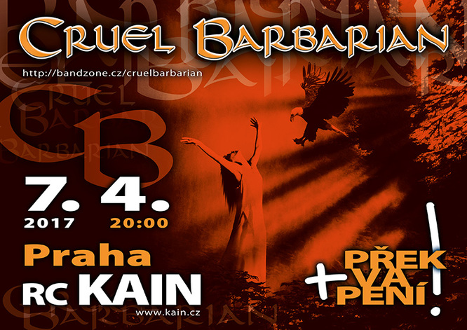 Cruel Barbarian v Kainu