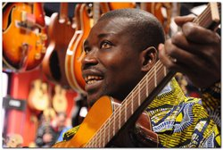 Profilový obrázek Solo Dja Kabako - Burkina Faso