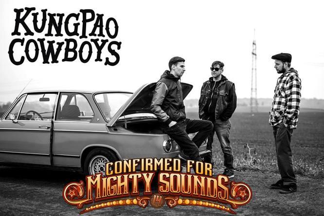 Kungpao Cowboys Mighty sound