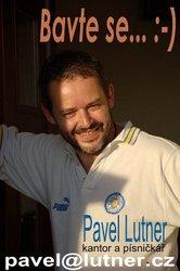 Profilový obrázek Pavel Lutner