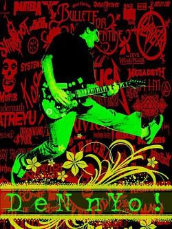Profilový obrázek Denny guitar