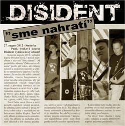 Profilový obrázek Disident