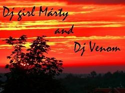 Profilový obrázek Dj girl Márty and Dj Venom