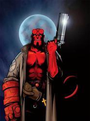 Profilový obrázek Hellboy Nausea