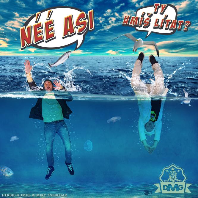 DMG - cover k albu #NééAsi