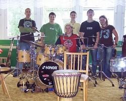 Profilový obrázek Drums Experiments