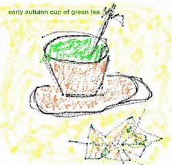 Profilový obrázek Early autumn cup of green tea