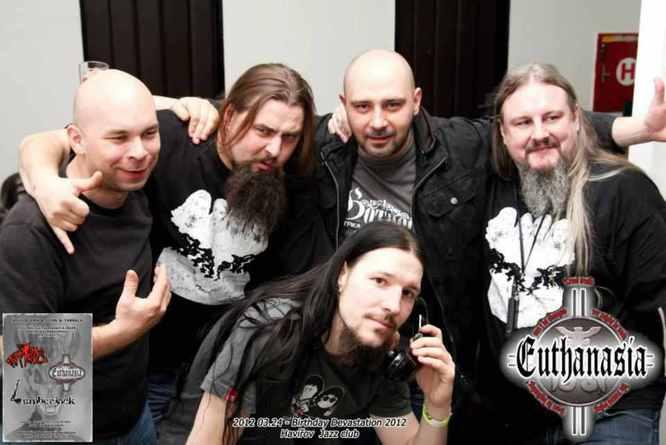 EUTH - Jazz club 2012